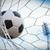 futball · gól · net · futball · sport · nyár - stock fotó © tungphoto