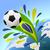 creativa · fútbol · diseno · juego · deportes · ola - foto stock © tuulijumala