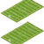 isometric flat 3d soccer field template stock photo © tuulijumala
