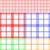 végtelenített · kötött · minta · piros · kék · fehér - stock fotó © tuulijumala