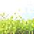 abstract · Blauw · licht · mozaiek · vector · exemplaar · ruimte - stockfoto © tuulijumala
