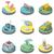 isometrische · iconen · 3D · pictogrammen · vector - stockfoto © tuulijumala