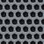 seamless circle perforated metal grill vector pattern stock photo © tuulijumala