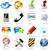 3D · envoyer · lettre · icône · téléphone · portable - photo stock © tuulijumala