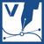 vector illustration file type blue and white icon stock photo © tuulijumala