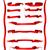 resumen · bandera · splash · indio · fondo · diseno - foto stock © tuulijumala