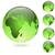 земле · карта · глобусы · зеленый · различный - Сток-фото © tuulijumala