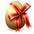 Пасху · соты · яйцо · красный · пасхальное · яйцо · лента - Сток-фото © tuulijumala