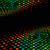 vermelho · preto · contraste · círculos · abstrato · vetor - foto stock © tuulijumala