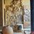 palota · részlet · ősi · retro · fal · festmény - stock fotó © tuulijumala