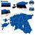 europeo · iconos · banderas · jpg · eps10 - foto stock © tuulijumala