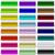 blank color web buttons isolated on white background stock photo © tuulijumala