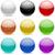 coleção · colorido · esferas · belo · conjunto - foto stock © tuulijumala
