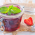 eigengemaakt · aardbei · jam · plaat · licht · voedsel - stockfoto © tycoon