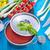 leves · gyöngy · árpa · uborkák · húsgombócok · háttér - stock fotó © tycoon