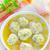 sopa · carne · restaurante · verde · cerdo - foto stock © tycoon