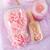 roze · magnolia · handgemaakt · zeep · achtergrond - stockfoto © tycoon