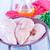 生 · 鶏 · フィレット · プレート · 表 · 食品 - ストックフォト © tycoon