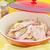 frango · asas · comida · verde · jantar · pele - foto stock © tycoon
