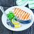 鮭 · スライス · 黒 · キャビア · 菜 · 食品 - ストックフォト © tycoon