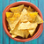 nachos · tomate · salsa · foto · tiro · rojo - foto stock © tycoon