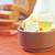 manteiga · madeira · vidro · cozinha · bolo · pão - foto stock © tycoon