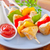 zöldség · tavasz · kert · barbecue · cseresznye · paradicsomok - stock fotó © tycoon
