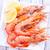 два · свежие · изолированный · белый · рыбы · фон - Сток-фото © tycoon