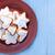 karácsony · sütik · üveg · tej · sütés · hozzávalók - stock fotó © tycoon