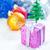 Noel · dekorasyon · dizayn · kırmızı · altın · renk - stok fotoğraf © tycoon