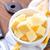 limonada · prado · vidro · limões · grama · flores · amarelas - foto stock © tycoon