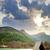 山 · 谷 · 幽霊 · 空 · 雲 · 風景 - ストックフォト © tycoon