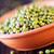 verde · feijões · tigela · isolado · branco · cozinhar - foto stock © tycoon