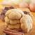 christmas · cookies · houten · oppervlak · selectieve · aandacht · focus - stockfoto © tycoon