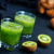 kiwi · bebidas · limón · menta · agua · beber - foto stock © tycoon