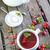 teáscsésze · asztal · kutya · rózsa · természet · diák - stock fotó © tycoon