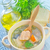 salmon soup stock photo © tycoon