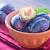 cesta · fruto · outono · estúdio · comer - foto stock © tycoon