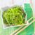 サラダ · 食品 · 背景 · 緑 · レモン · アジア - ストックフォト © tycoon