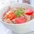 spaghetti · salsa · di · pomodoro · forcella · alimentare · carne - foto d'archivio © tycoon