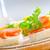 simit · plaka · krem · peynir · domates - stok fotoğraf © tycoon