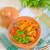 al · vapor · hortalizas · carne · maní · chino · cocina - foto stock © tycoon
