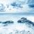 湖 · 春 · 自然 · 空 · 雲 · 草 - ストックフォト © tycoon