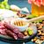 закуски · оливками · салями · свежие · помидоров · чеснока - Сток-фото © tycoon