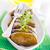 замедлять · приготовленный · ягненка · свежие · мяса · интерьер - Сток-фото © tycoon