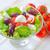 caprese · yaprak · yeşil · akşam · yemeği · kırmızı · salata - stok fotoğraf © tycoon