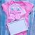 baba · közlemény · üres · kártya · új · zuhany · meghívó - stock fotó © tycoon