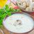 çorba · yeşil · plaka · sonbahar · beyaz · biber - stok fotoğraf © tycoon