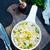 tigela · vermelho · caril · branco · arroz - foto stock © tycoon