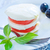 güzellik · grup · salata · domates · yemek · nesneler - stok fotoğraf © tycoon